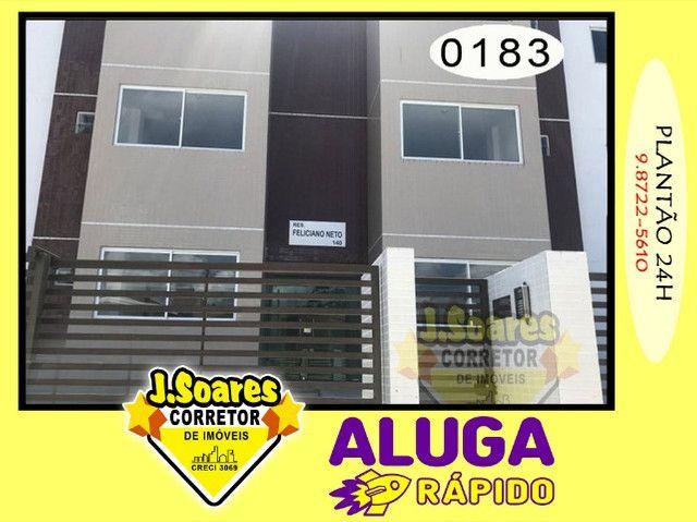 Treze de Maio, apartamento, 02 quartos, suite, vaga coberta, R$ 1.000, João Pessoa