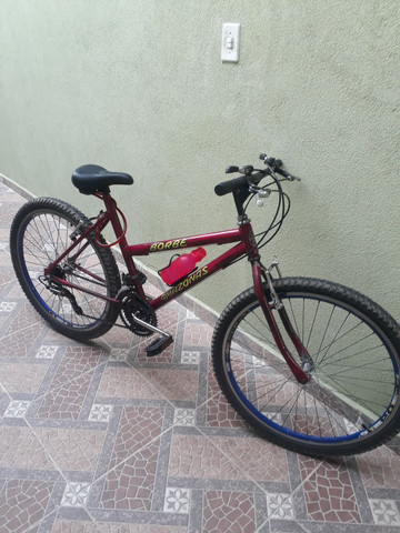 Bicicleta usada mas em ótimo estado e pegar e andar  - Foto 3
