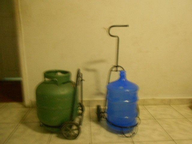 Carrinhos multi uso para sua casa ou escritório - Foto 5