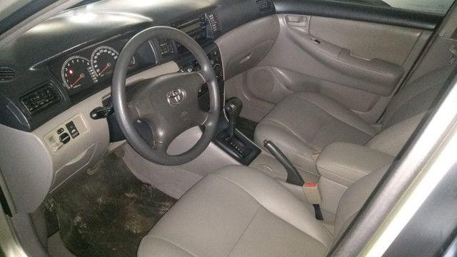 Corolla Fielder xei 1.8 flex aut. 2008 - Foto 8