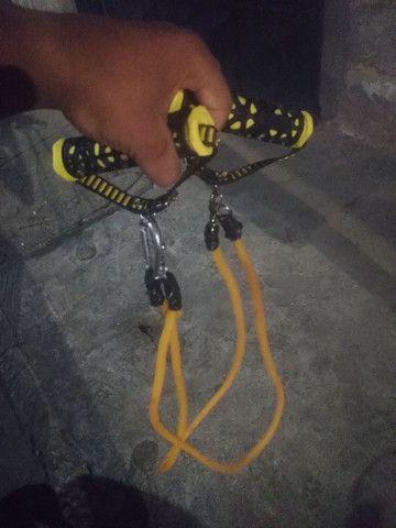 Rodas e elastico extensores profissionais - Foto 6