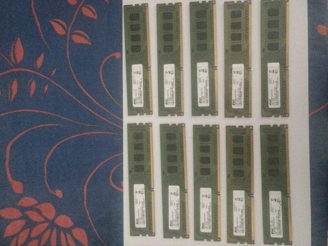 Memória DDR 3 de 1 G