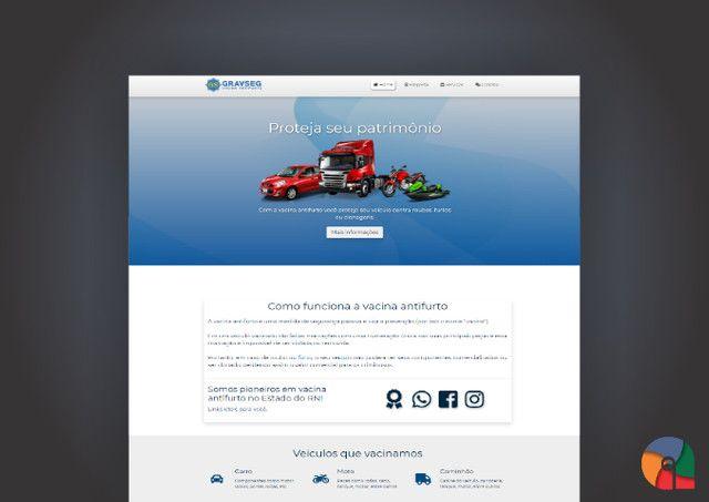 Construção de sites profissionais - Foto 2