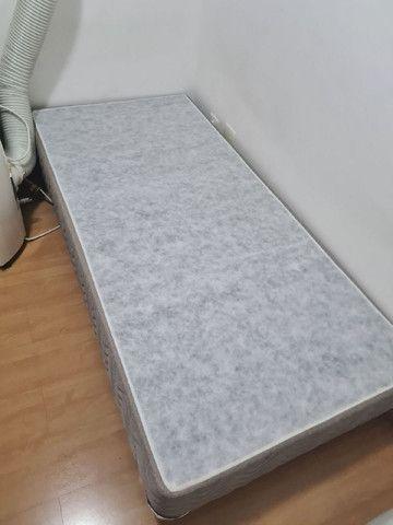 Cama Box com Colchão King Koil Viúva - 110cm X 198cm x 17cm - Foto 6