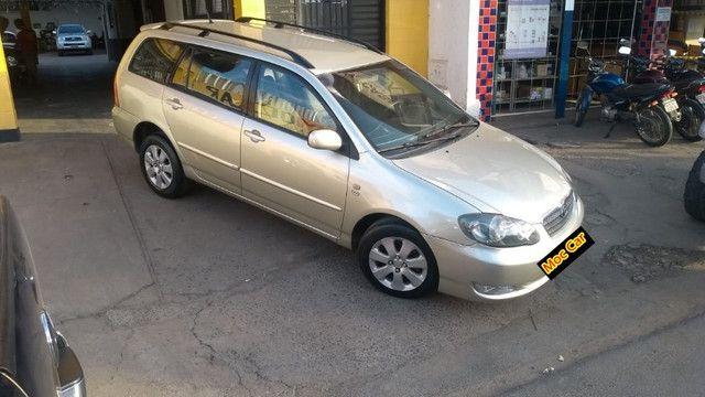 Corolla Fielder xei 1.8 flex aut. 2008 - Foto 14