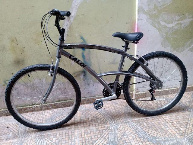 Bicicleta Caloi  Original pouco uso