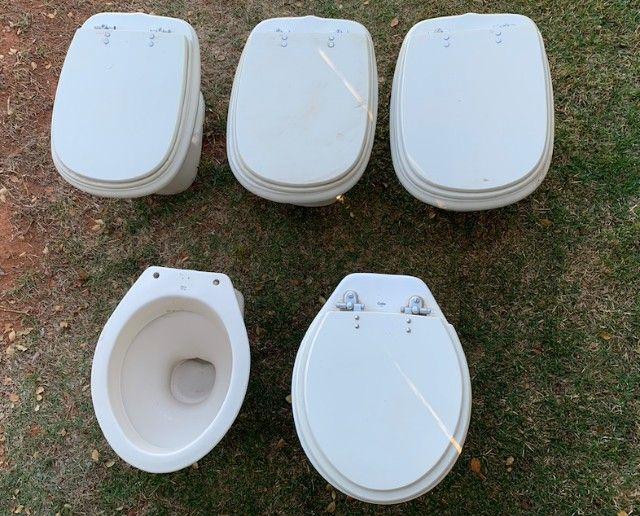 Vaso sanitário convencional usado - Foto 2