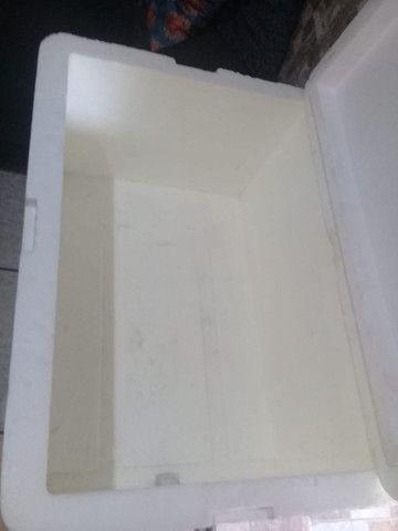Caixa de isopor Grande com dreno - Foto 3