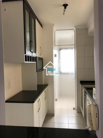 Apartamento no Jardim Satélite - 02 Dormitórios - 54m² - Foto 5