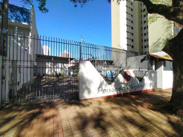 Locação | Apartamento com 18 m², 1 dormitório(s). Zona 07, Maringá