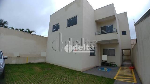 Apartamento com 2 dormitórios à venda, 60 m² por R$ 160.000,00 - Jardim Patrícia - Uberlân