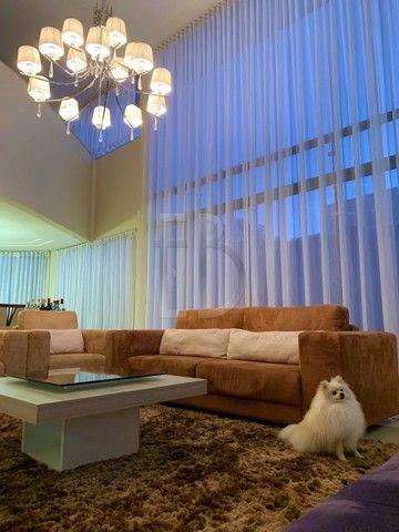 Casa de condomínio para venda com 585 metros quadrados com 5 quartos - Foto 5