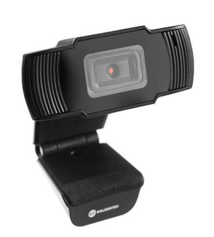 Webcam HD 720p Widescreen GT Goldentec
