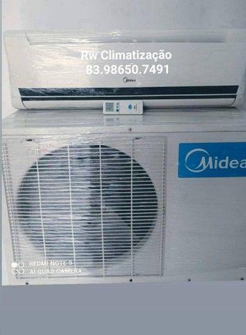 AR condicionado seminovo com nossa instalação DAMOS GARANTIA  - Foto 6