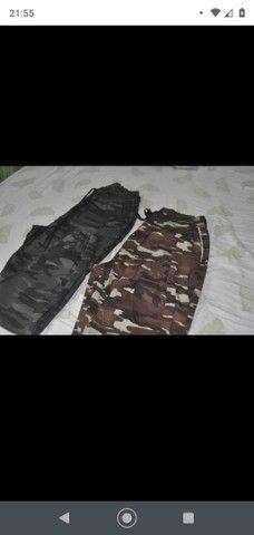 Calças jeans e moletom - Foto 2