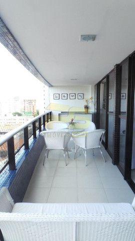 Apartamento à venda com 4 dormitórios em Manaíra, João pessoa cod:psp502 - Foto 2