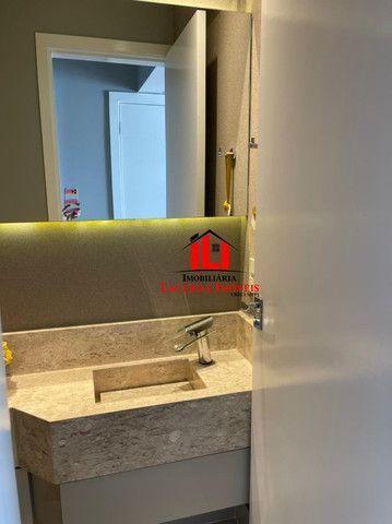 Mundi Resort, 96m², Mobiliado 100%, 14º andar, 3 quartos/suíte, 3 vagas - Foto 7