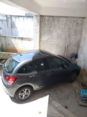 Vendo carro C3 2012/2013 teto solar - Foto 4