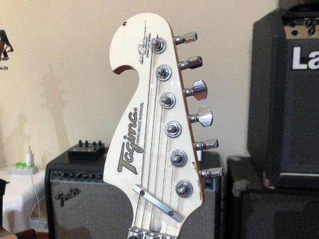 Guitarra Tagima Edu Ardanuy E1 (Cap Cabrera) - Foto 3
