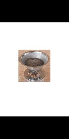 Filtro para Café Reutilizável em Inox - Foto 4