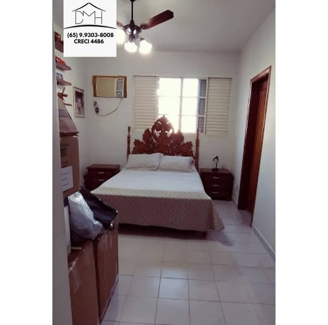 Edifício Residencial Vila Lobos - Cuiabá - Apartamento  - Foto 8