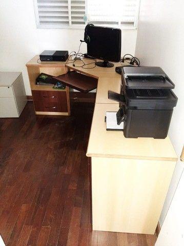 Mesa escritório / quarto - Foto 2