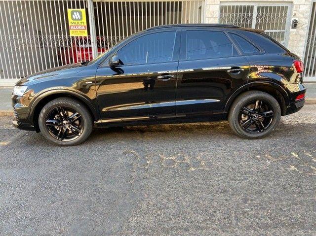 Audi Q3 1.4 Black Edition 18/18 Muito Nova Impecável Extra!!!!  - Foto 5
