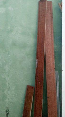 Vendo um portal para porta de quarto  usado mais bem conservado   - Foto 2