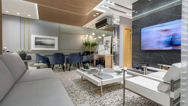 Apartamento com 3 dormitórios à venda, 95 m² - Jardim Cuiabá - Cuiabá/MT - Foto 3