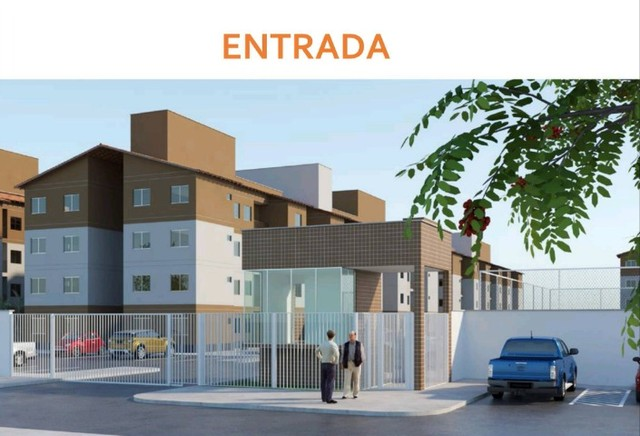 Lançamento na Maiobinha Cond. Torres do Sol - Aptos c/ 2 qtos - Itbi e Cartório Grátis - Foto 4