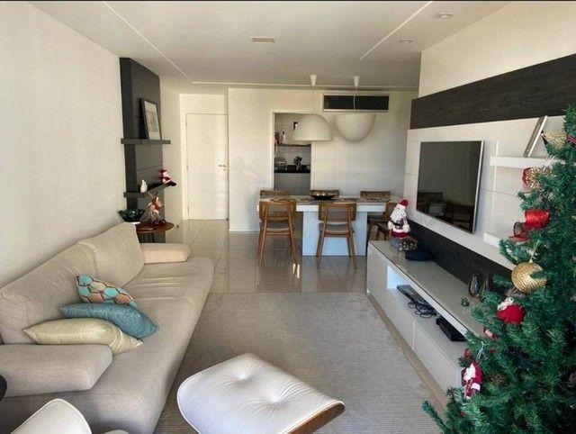 Apartamento para venda com 113 metros quadrados com 3 quartos em Ponta D'Areia - São Luís  - Foto 2