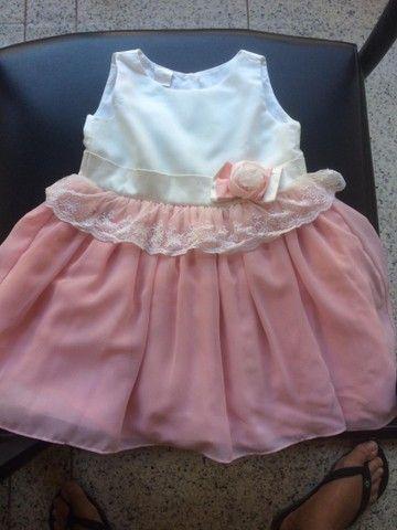 Vestido de infantil festa  - Foto 5