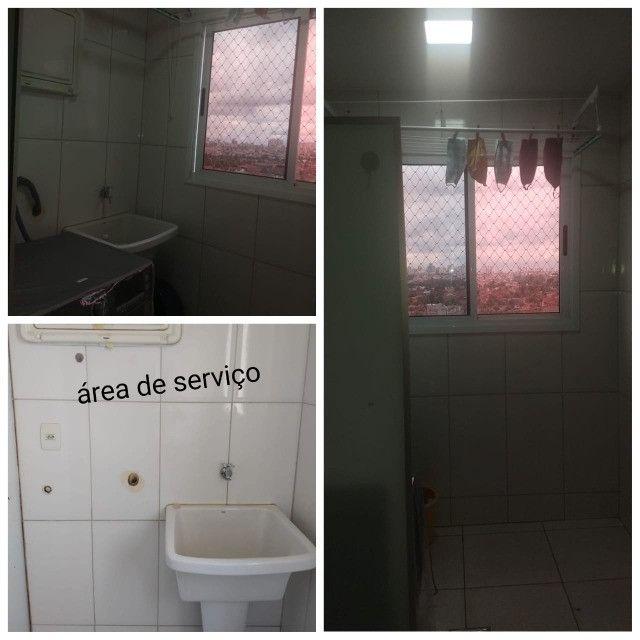 Apartamento com 3 quartos, sendo 1 suíte, 2 banheiros, à venda em Samambaia - Foto 3