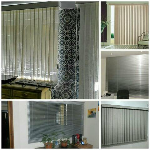 Cortinas Persianas vendas