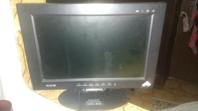 Monitor LCW cce wide 15pl