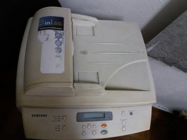 Impressora samsung scx-4116 3in1