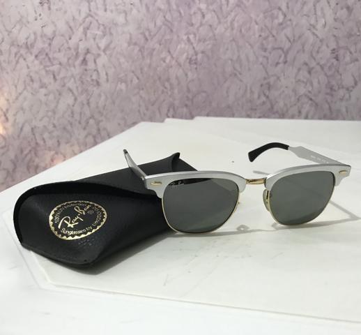 3ee8df4e8 17184 f851d; get Óculos ray ban clubmaster original fb885 fcebd