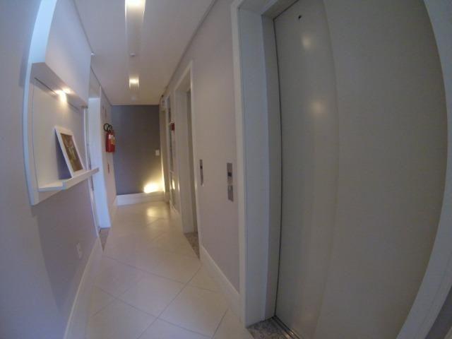 Duplex, 3 suítes, 2 vagas, semi-mobi, 200m do mar, andar alto, próx shopping atlântico - Foto 7