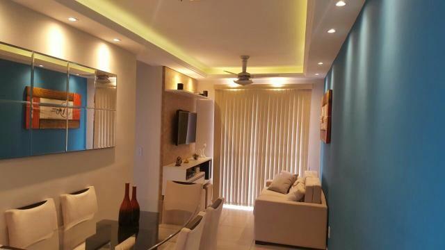Excelente apartamento em Quintino, 2 qts, varanda, vaga e condomínio com infra total