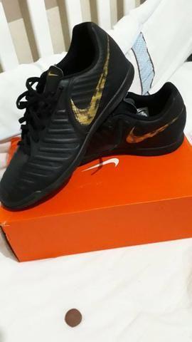 3e97a1a1b3 Chuteira Futsal Nike Tiempo Legend 7 Club IC - Roupas e calçados ...