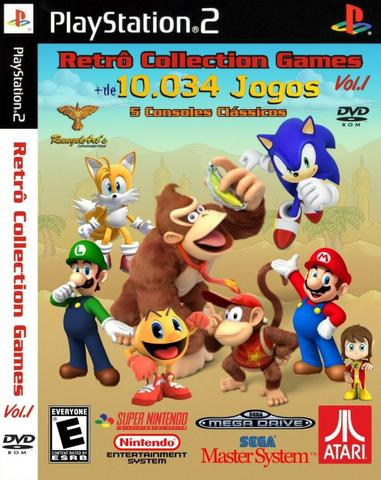 Playstation 2 + Jogos + Garantia de 01 ano - Foto 6