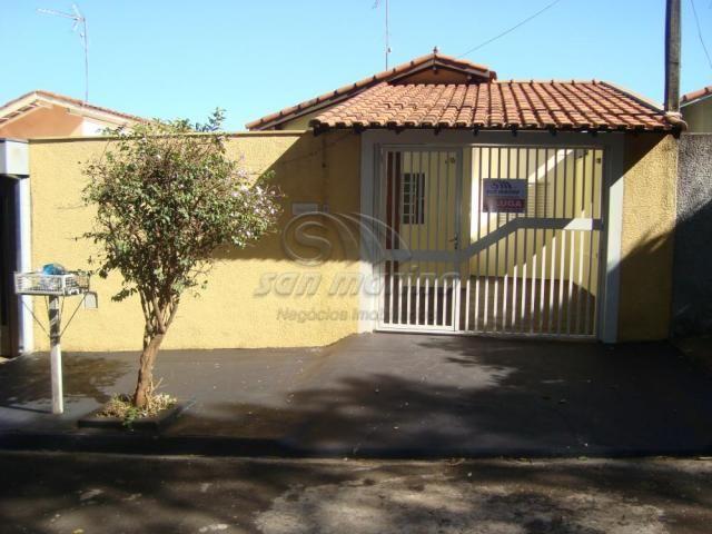 Casa à venda com 3 dormitórios em Residencial jaboticabal, Jaboticabal cod:V2002