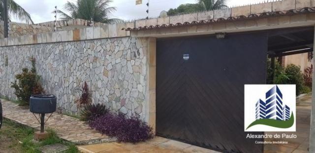 Casa com 3 quartos, 360 m² em pau amarelo, próximo a praia, toda reformada e com piscina