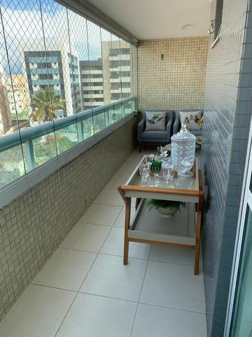 Apartamento 3 Quartos na Pituba Finamente Decorado - Foto 17