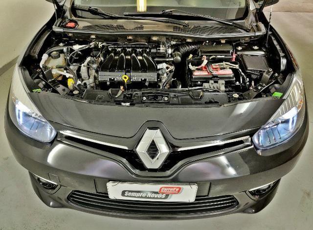 Renault Fluence Dynamique 2016 completíssimo. Licenciado 2019 com placa nova Mercosul - Foto 14