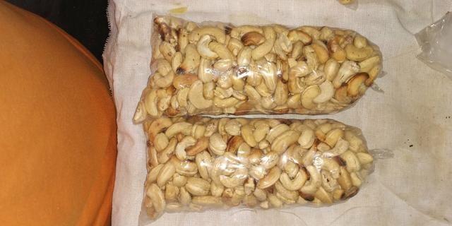 Castanha de caju, para, amendoim