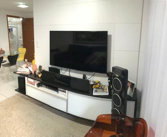 Apt com 3 quartos na Ponta Verde - 96m² - Foto 7