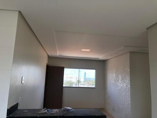 Lindo apartamento de 3 quartos pronto para morar financiado pelo Minha Casa Minha Vida - Foto 2
