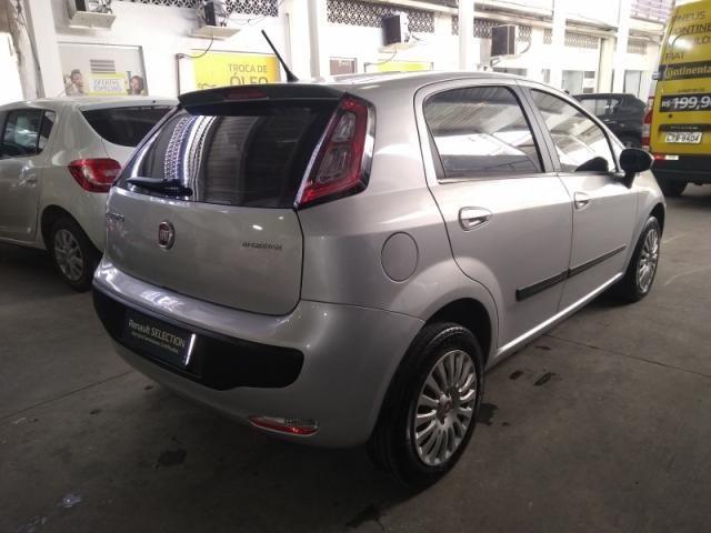 FIAT PUNTO 1.4 ATTRACTIVE 8V FLEX 4P MANUAL. - Foto 6