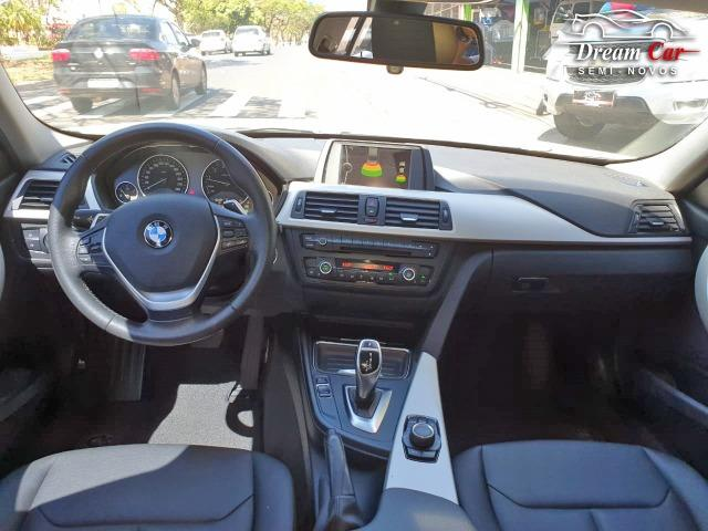 BMW 320i 16v turbo active Flex 4 pneus run flat 2015 - Foto 10
